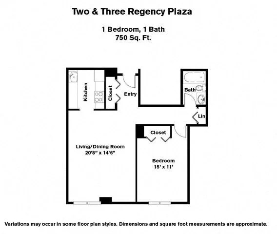Apartments in Downtown Providence, RI| Regency Plaza