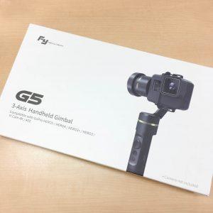 GoPro HERO5用ジンバル、Feiyu tech G5の紹介とレビュー - Rentio PRESS[レンティオプレス]