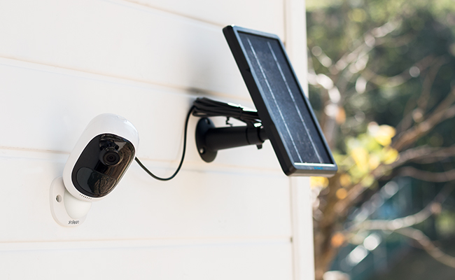 Security Camera System Wireless Monitor Outdoor