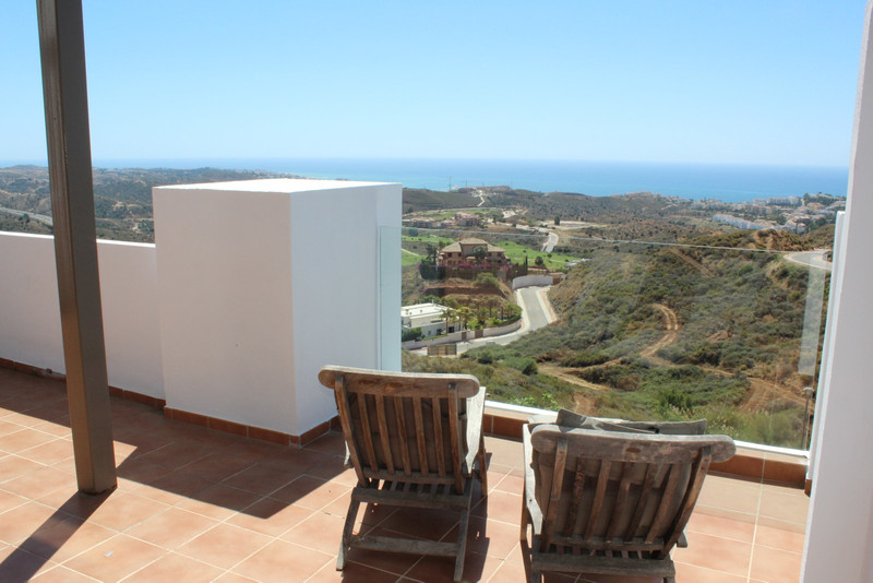 Middle Floor Apartment in Mijas Costa