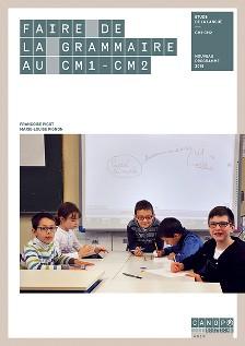 Faire de la grammaire au CM1CM2  Rseau Canop