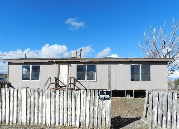 Come see the potential in this Moriarty property. Rural living, yet not far from amenities and access to I-40.