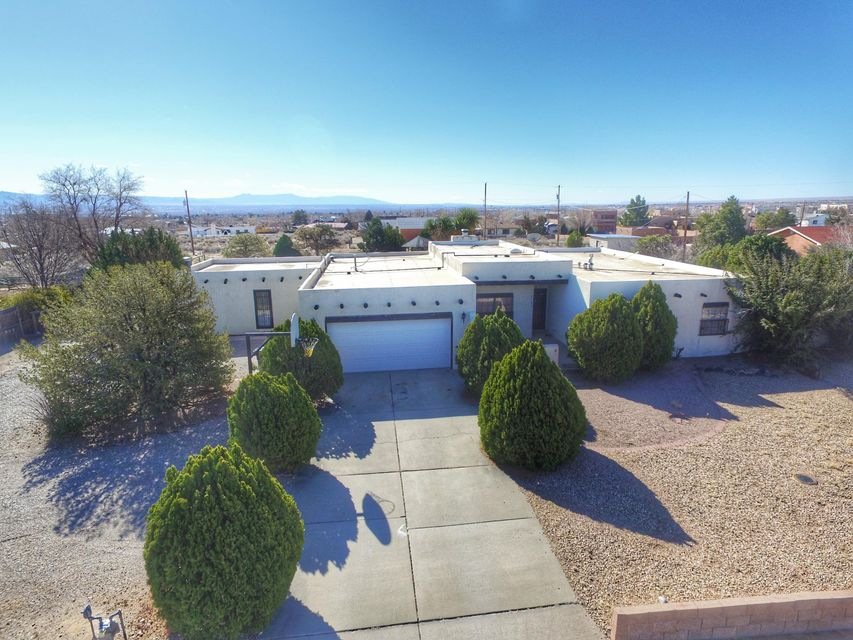 Huge opportunity, up for grabs is this 2600 sq ft ranch style home on a 1 acre lot with back yard access, pool, possible 5th room or man cave, lots of potential with this property. BAC did the roof a few years ago, refrigerated air.