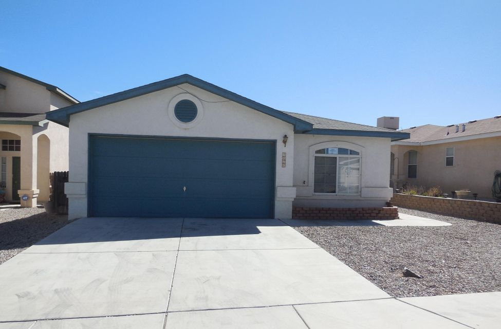 This lovely 1 story home offers a great opportunity in southwest Albuquerque! With 4 bedrooms, 2 full bathrooms and a desirable floor plan this home won't disappoint! Call today to set up your own private showing!
