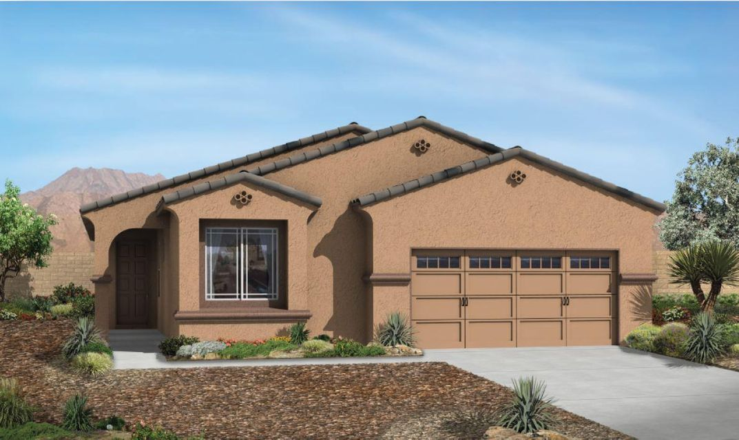 Home is under construction, pictures and virtual tour are of model. This home will feature open living spaces with 3 beds, 3 baths, a study, 2 car garage, refrigerated air, granite kitchen counters, kitchen island, cultured marble counter tops in bathrooms, and tile in wet areas. Plus a HUGE back yard with endless possibilities. Schedule your showing today.