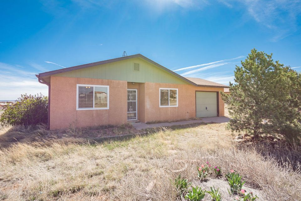 Bring your first time buyers! This snug little house has great potential. 3BR,1&3/4 BA is perfect for a family. Needs some TLC, but convenient location on 3/4 of an acre at this price is worth some sweat equity. Refrigerator, W/D stay.  Sold AS IS, NO REPAIRS will be made. Inspection(s) are complete and will be available for review by pre-qualified buyers.