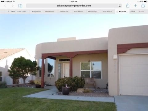 Beautiful single story home in High Resort beautifully landscaped front/back. Inside home has a beautiful Kiva FP with beams and vaulted ceilings. For the avid cook the kitchen is ready for all your preparations and it opens quite well to the living area with granite countertops and professional grade appliances. Bathrooms also have granite countertops. Home includes Refrigerated A/C  pride of ownership shows throughout.