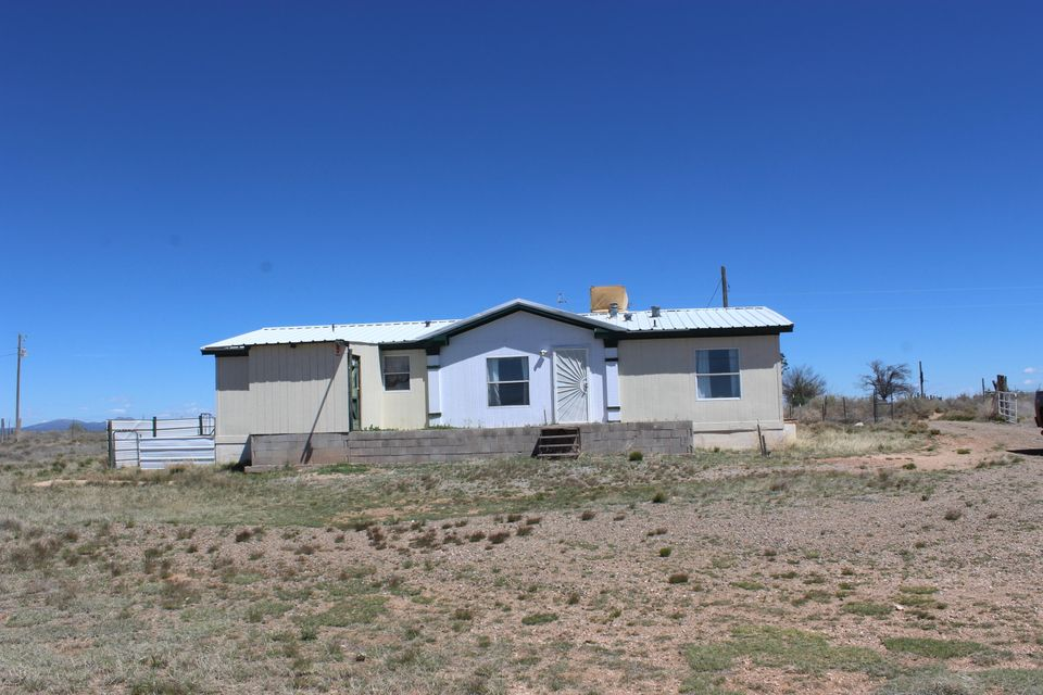 Come out and see this ready to move in home on 4 acres. This house is in incredible condition and Charming. Three great size rooms along with 2 full baths. House has a large open living and kitchen area. All appliances stay. Great property for animal  lovers. Come out and take a look.