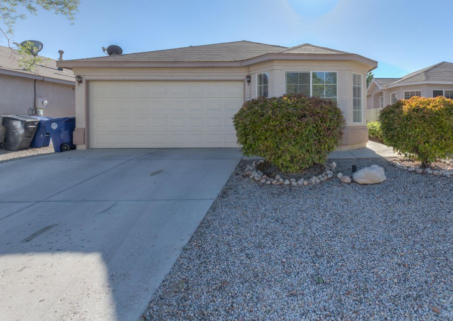4 Bedroom, 2 full baths in a quiet gated community for under 163K!! This is the home you have been waiting for. Super clean with fresh paint, new carpet, new swamp cooler, plus, all appliances stay! It's just waiting for you to step inside and fall in love. Get here quick, you won't want to miss out!