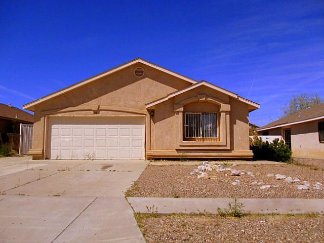 Open floor plan in Sunrise Terrace! Raised ceilings, ceramic tile, in-ground pool in back with covered patio. Great investment opportunity! Property sold in as is condition. No warranties expressed or implied. Please submit copy of approval letter/POF, earnest money with all offers.