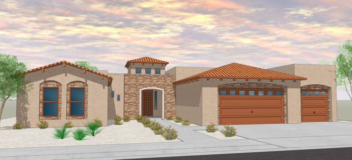 Proposed Construction by RayLee Homes. The gorgeous Sparkle Dunn Floor Plan on a fantastic lot! Buyer picks all their structural options as well as finishes and colors! Why buy used when you can build your dream home in Ocotillo Hills today!