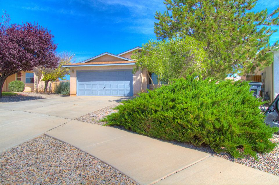Located on a quiet low traffic cul-de-sac. This home has 3 bedrooms, 2 baths and a 2 car garage. Large backyard with covered patio and storage shed. There are no backyard neighbors.