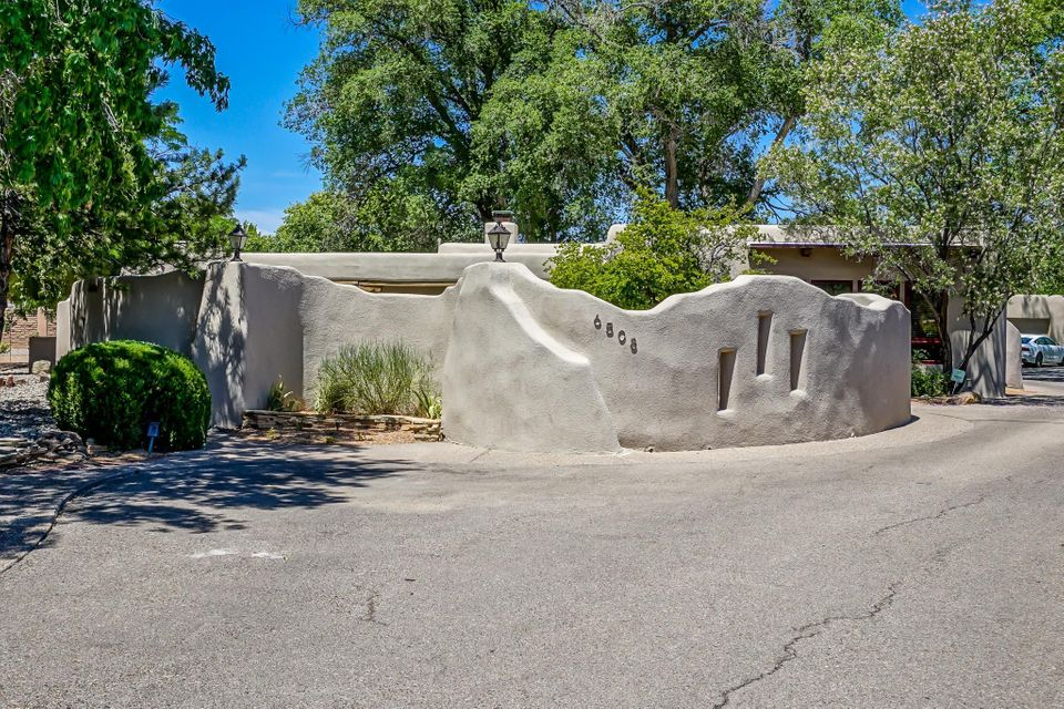 **MAKE SURE TO LOOK AT 3D VIRTUAL WALKTHROUGH** AMAZING Los Ranchos estate. Almost 4000sqft of perfection. Home was completely remodeled in 2015. TPO Roof, Synthetic Stucco, CHEFS Kitchen is sufficient for any foodie that comes complete with new custom cabinets, Subzero Refg, 48 inch Wolf Stove, Miele Dishwasher, wine fridge, Travertine floors throughout, new insulation, Tankless HWH, Interior Doors, Spa like Bathroom, re-plastered Pool, and so much more. The pool is ready for solar on the roof. Just have to add panels. Wiring is done. This home is truly a Los Ranchos gem and a must see for even the pickiest of buyers.