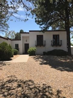 This is a fixer-upper. Needs new roof, new flooring, ceiling repair in master bedroom, new windows, kitchen cabinets.   Will need new HVAC units. HVAC works but will need to replace. The lot is huge and can accomodate a pool. Plenty of room on the lot to add to the house. House needs full inspection by buyer.