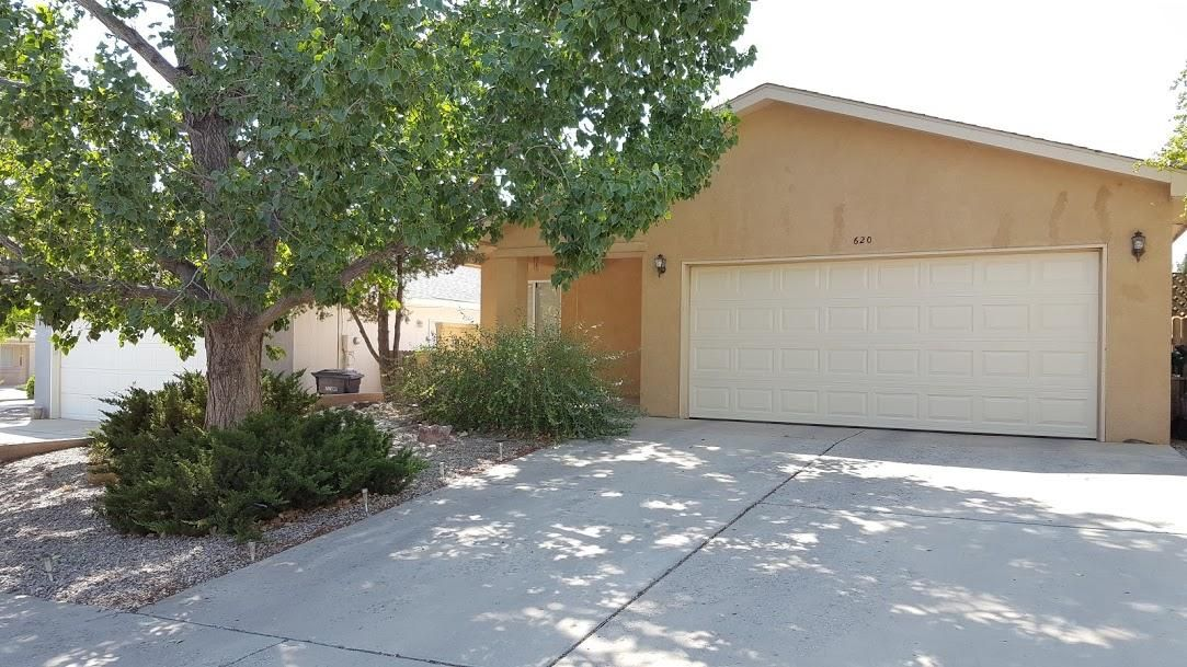 New Price! Motivated Sellers. Great Starter Home in Northern Meadows. Come see this well maintained home. Great Master planned community, good schools, trails close by. Close to Santa Ana Star Center, Hewlett Packard. Newer REFRIGERATED AIR & Furnance, Water Softner, Great backyard with garden.