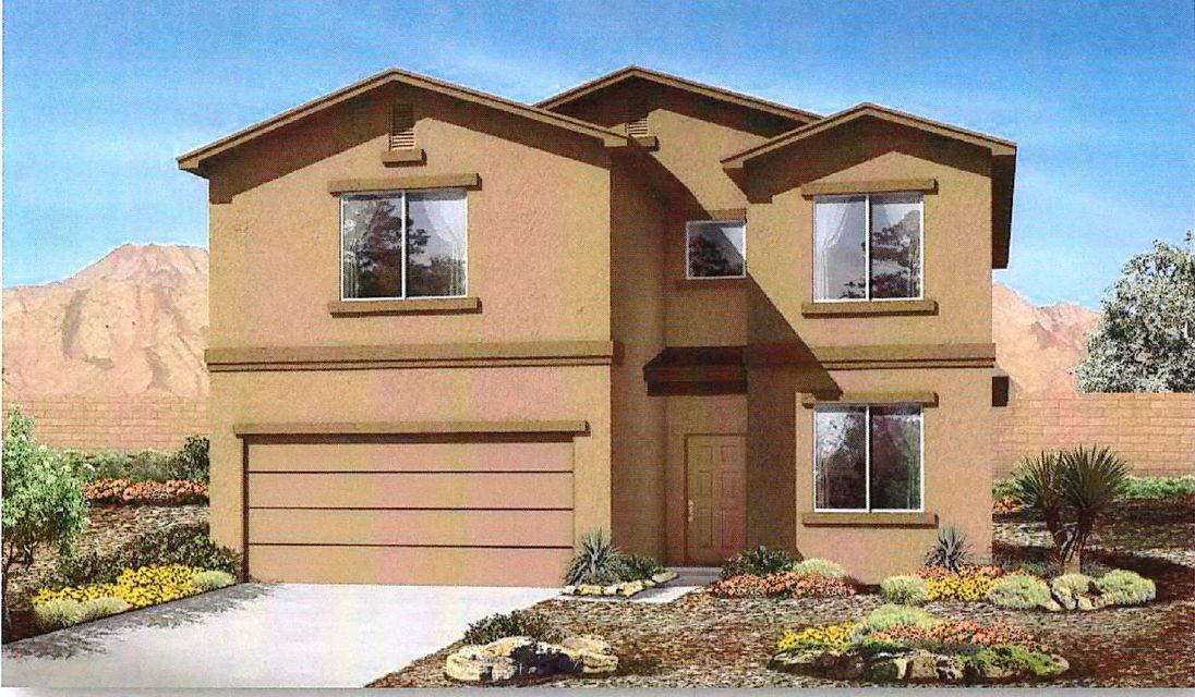 Lucky number 4 (4 bedrooms and views from all 4 directions) All roads lead to - 21 Vista Del Cerro Drive. Feels like a custom home without the custom price. Need space? Spread out in this popular Declaration floor plan. This energy efficient home is under construction and is scheduled to be finished in March / April of 2018. The open layout, spacious kitchen, formal dining, refrigerated AC and included new home warranty is all bundled in an affordable price under $200,000. Don't let this opportunity slip by you, contact us today!