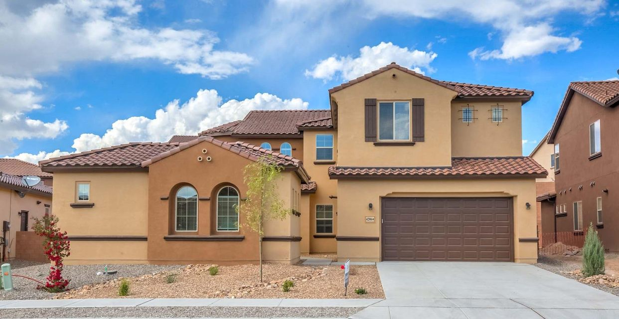 Open for showings today! One of the final homes remaining at Loma Colorado. Stunning cathedral ceiling, open floor plan, built in Kitchen Aid(r) double oven, large Island and butler's pantry. Large Master suite downstairs with two walk in closets. Sliding Door off of dining room to the Loggia. Detached game room for lots of entertaining space. Beautiful wrought-iron spiral stair case leading to second level. Plenty of storage in this large, 3-car tandem garage.