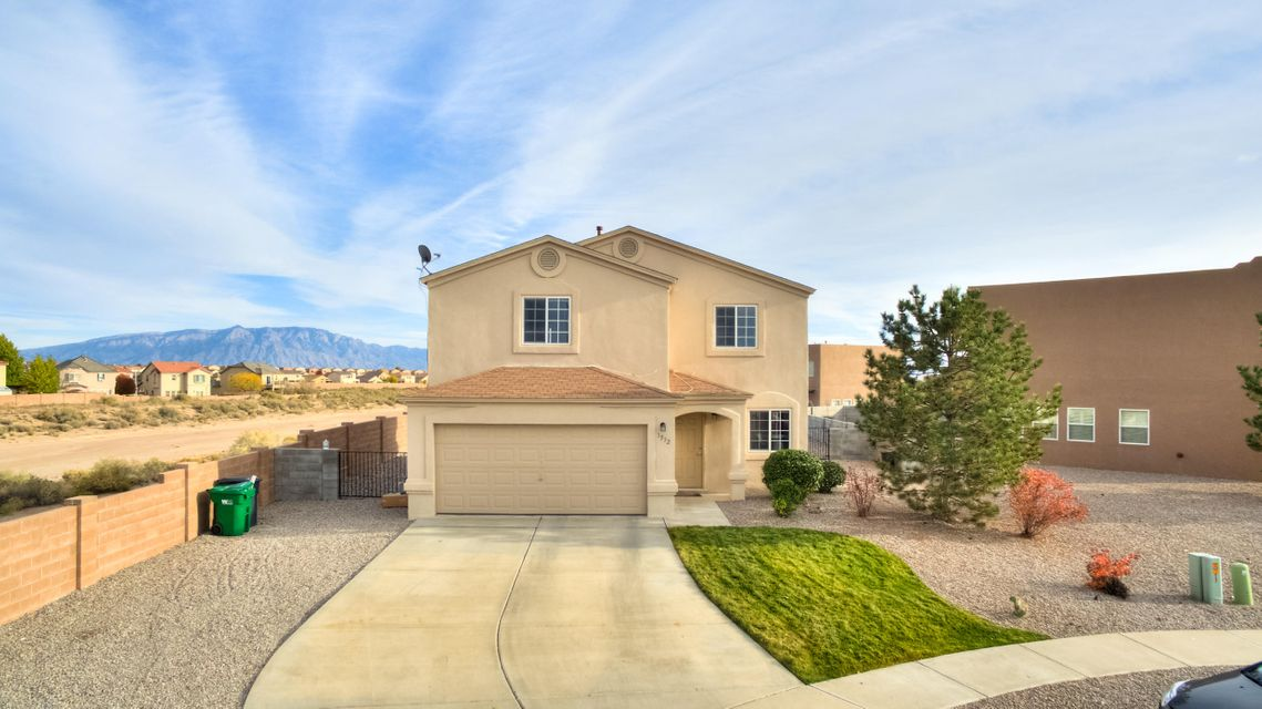 Who wants to live on a quiet cul-de-sac, with an over-sized lot, with mountain views, with over 2000 sq ft of updated house, for UNDER $200k? Look no further, it's all here for you. New paint, flooring, fixtures, and more make this gem ready for you to move in to. Features include 3 Bedrooms, 2.5 Baths, 2 Living areas, Dining area, back yard access, and much more. Don't like that crowded, packed in, subdivision feel?  No worries, as this house sits alongside open space. Don't lose your chance in this seller's market, take action now to lock in this incredible lot and home.