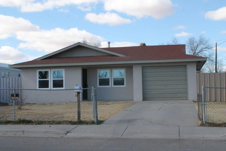 Cute 3 bedroom , 2 bathroom house located close to schools, shopping and  restaurants.  The home features newer roof, stucco, windows and furnace.  The kitchen has tile floors and newer counters.  Tile floors in the bathrooms. The home sits on a large fully fenced lot with a big back yard.