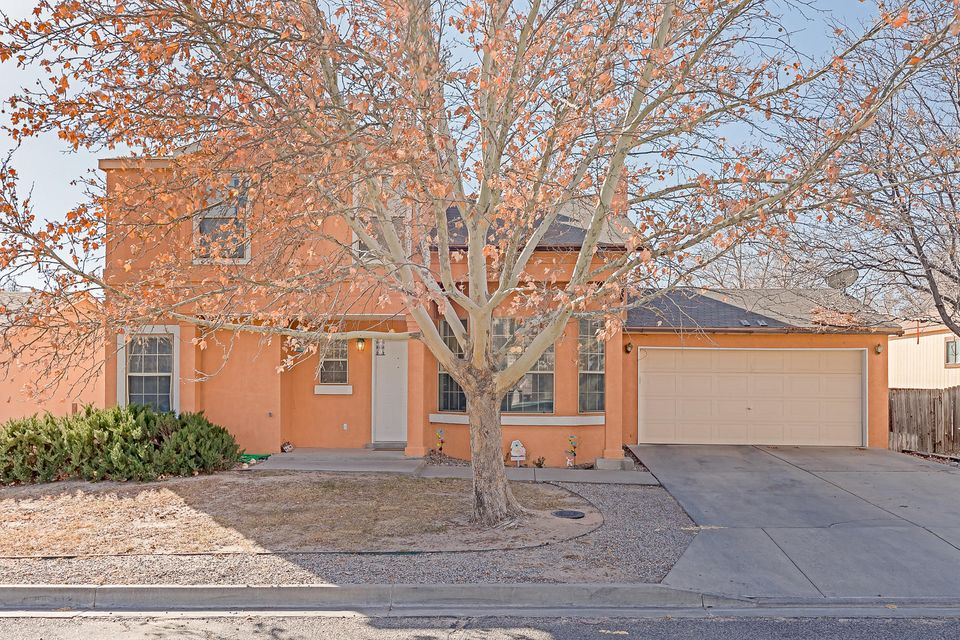 Hemingway Model in North Hills!  This 3 or 4 Bedroom Home has spacious Living Room with Vaulted Ceiling and Formal Dining.  Eat-in Kitchen with Pantry.  Loft Upstairs could be Office or 4th Bedroom!  Covered Patio, Easy-CareLandscaping and 2-Car Garage