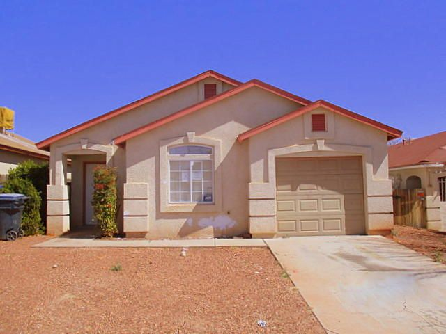 Quaint home in Mountain View Estates! Open floor plan with raised ceilings, eat-in kitchen, open patio and more. Property sold in as is condition. No warranties expressed or implied. Please submit copy of approval letter/POF, earnest money with all offers.