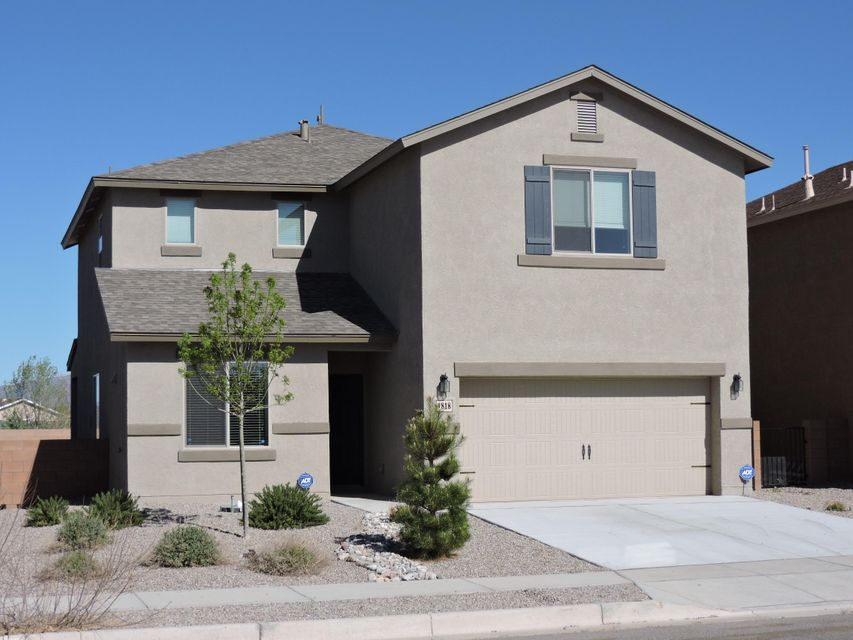 This one is a steal at under $100 a sq ft. Tons of room for large or extended family with 5 bedrooms, master on the main floor and 2 living areas one on the main floor and a large loft. Granite in the Kitchen, top of the line LG washer and dryer. Great open floor plan and nice views. Spotless and move in ready.