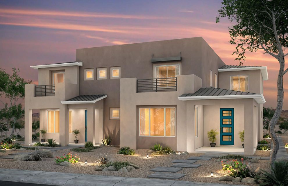 The Senita is one of our brand new townhomes at La Orilla with a fantastic city experience! Ready in Oct. 2018! This home offers an open floorplan with a separate owner's suite retreat, staggered cabinets in the kitchen with granite countertops, upgraded tile flooring, energy efficient stainless-steel appliances, tankless water heater, refrigerated air, soft water plumbing loop and upgraded paint. Relax on the covered patio or balcony.
