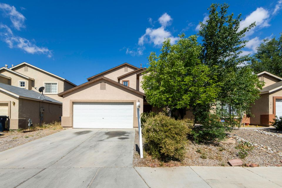 Check out this 4 Bedroom, 2 1/2 Bath home with a split floor plan and over-sized 2 car garage located at Longford at Arrowhead. Raised ceilings,Large living area, Refrigerated air conditioning, Garden Tub in the Master Bath,  See it today.