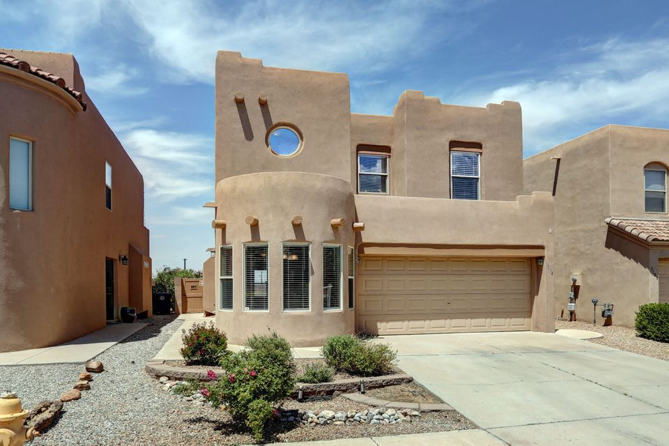 Wow, gorgeous appointed home in the highly desired Trementina Subdivision. This 4 bedroom house offers recent updates. New paint, new blinds, new carpet and tile throughout. Feels brand new! Master bedroom is on the first floor ! Huge loft area for kids or entertaining. Schedule your showing today!