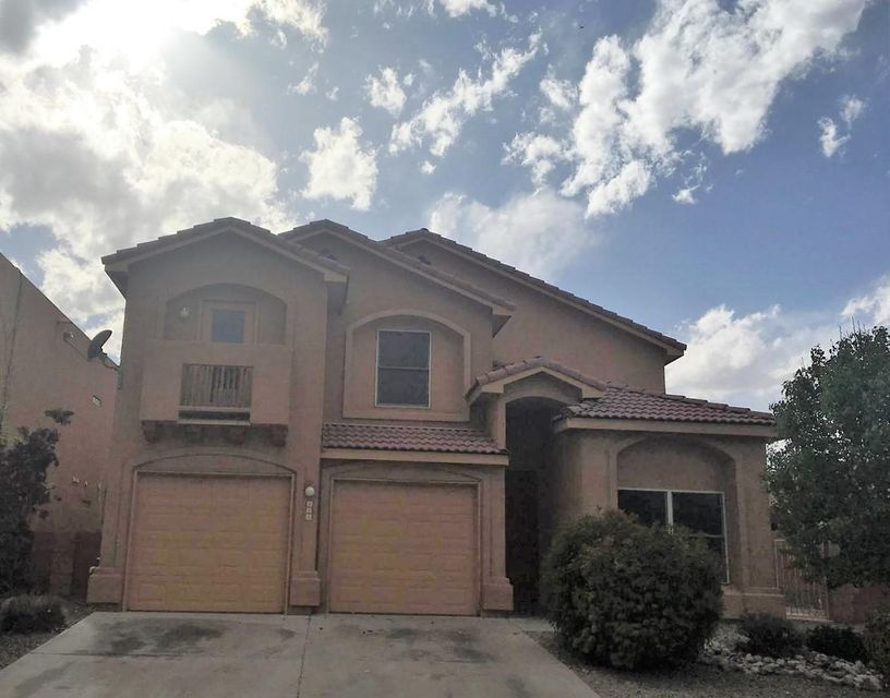 New carpet, new paint, 5 bedrooms plus loft, 4 bathrooms, Kiva FP, refrigerated air, corner lot w/BYAP.  Make this house your home today.