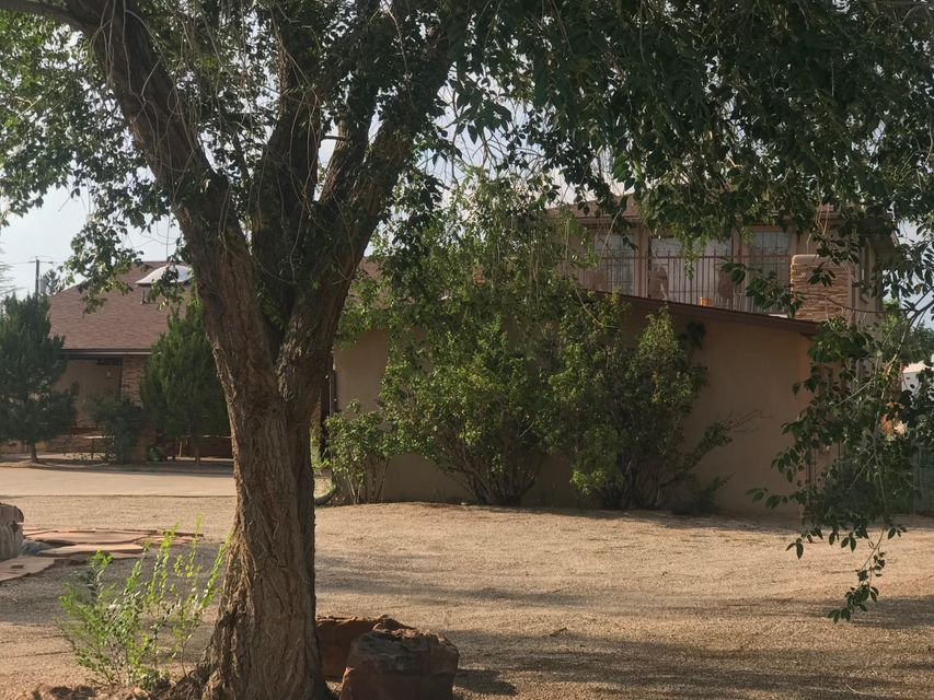 Half Acre!!,+ Hard to Find, in the heart of Ladera Heights! Split Level Custom Home!! Very Unique Property, Beautiful with Lots of Character, Comfortable and Spacious Floor Plan, Practical with Plenty of Room for RV's, Extra Vehicles, Equipment, and or to use your creativity for a Garden, Landscaping, etc. NIce Views From Terrace Upstairs.