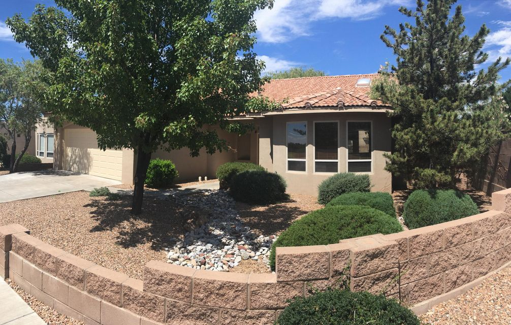 Wow Great Scott Patrick home! Corner lot across from park and wall of windows, new carpet, granite counters a must see single story home.