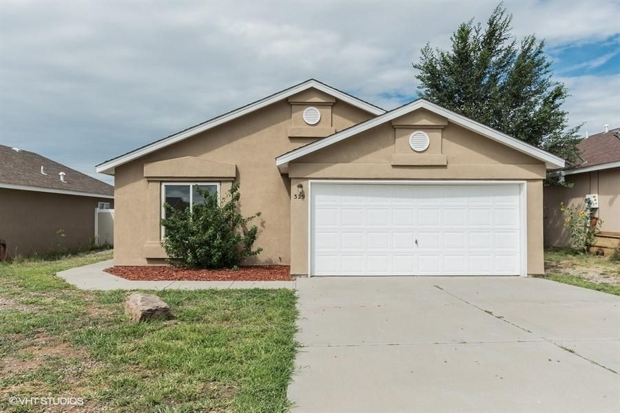 This cute Fannie Mae HomePath property is move-in ready with new flooring and paint throughout! Quick access to I-40 makes it a convenient area to live. Good sized backyard. Come and see it today!
