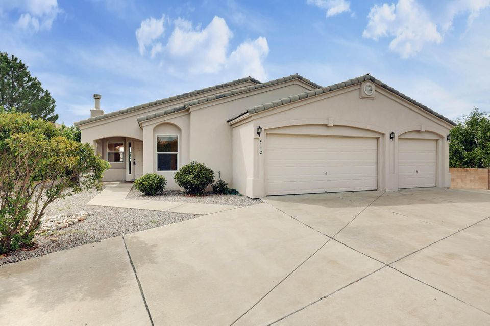 Remarkable Home On Cul-de-sac Lot! 3 Car Garage & 3 Full Baths! Flooded With Natural Light, Discover Vaulted Ceiling In Living And Dining, Open Kitchen W/Recent Appliances & 2 Pantrys, Huge Sunset View Deck & Main Level Bedroom With Adjacent Full Bath. Lower Level Master Ste. W/Atrium Door And Shared Fp W/Luxury Mstr Bathrm. Multiple Outdoor Lg. Patios, Open & Covered. Backyard Access W/Room For Your Outdoor Toys!situated On A Culdesac!pristine!