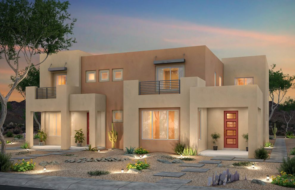 Enjoy your new dream home on your covered patio! With the maintenance-free lifestyle, you can get-a-way anytime and just relax! Elegant tile with designer paint. Open townhome features a kitchen, cafe and gathering room. Brand new and never lived! Enjoy brand new energy-efficient stainless steel appliances, new carpet, granite countertops, refrigerated air, new tank-less hot water heater, and so much more! Walk to Flix Brewhouse and restaurants!