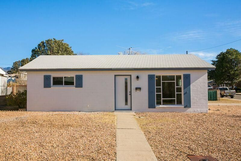 Newly remodeled home! Updates include: New Flooring, new kitchen cabinets/counter, new furnace, new windows, new water heater, new remodeled bathrooms and NEW SEWER LINE! We cant forget to mention that this home sits on quarter of an acre corner lot!