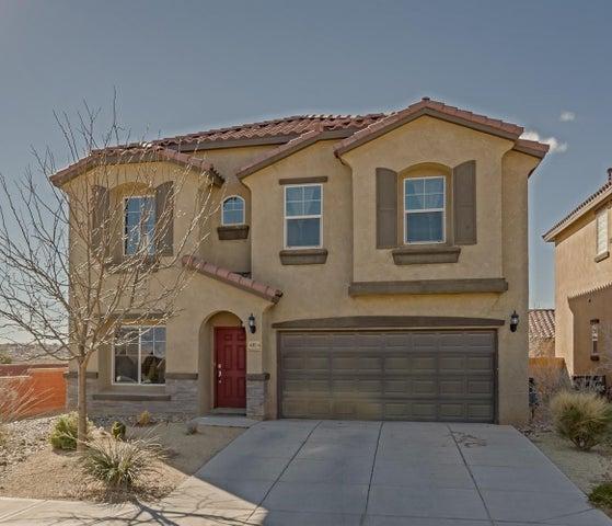 401 Vista Roja Place NE, Rio Rancho, NM 87124