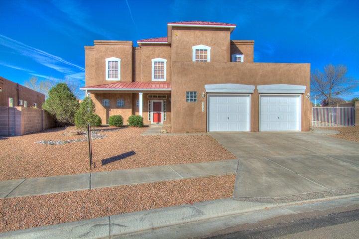 4124 Rancho Gusto NW, Albuquerque, NM 87120