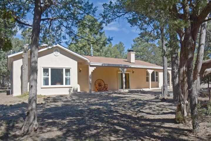 19 Armin Road, Tijeras, NM 87059