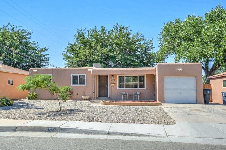 9624 Prospect Avenue NE, Albuquerque, NM 87112
