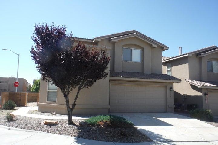 7124 Dancing Eagle Avenue NE, Albuquerque, NM 87113