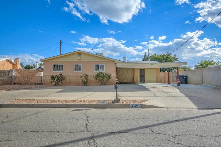 1820 La Poblana Road NW, Albuquerque, NM 87104