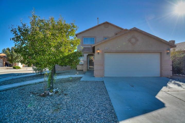 432 Sharp Spur Street SW, Albuquerque, NM 87121
