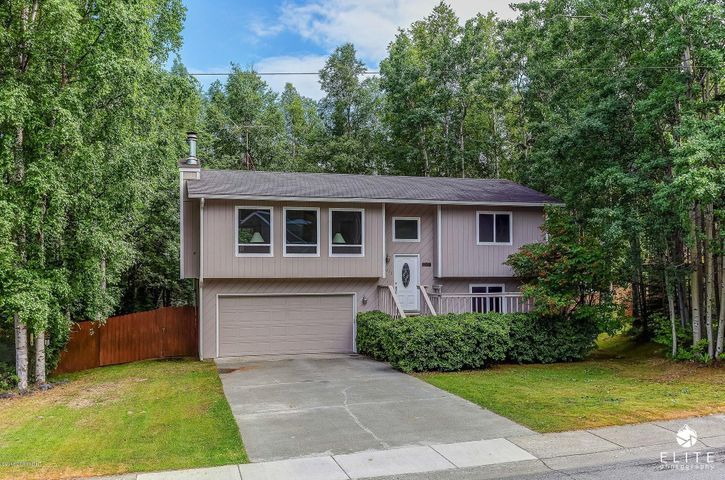 17031 Kiyona Court, Eagle River, AK 99577