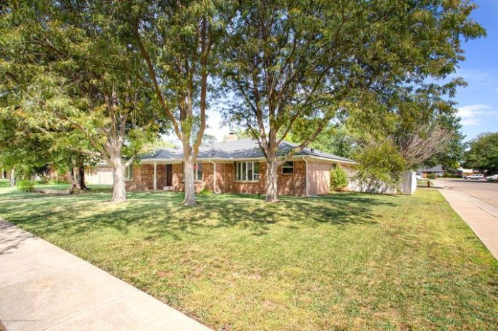 6009 MILLFORD DR, Amarillo, TX 79109