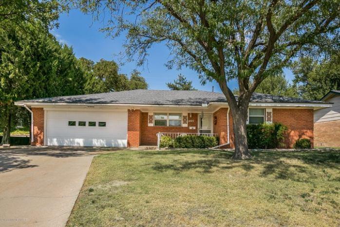 1405 HILLCREST DR, Canyon, TX 79015