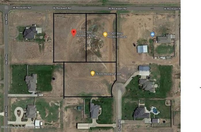 11501 W ROCKWELL RD, Canyon, TX 79015