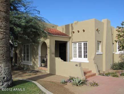 48 E HOOVER Avenue, Phoenix, AZ 85004