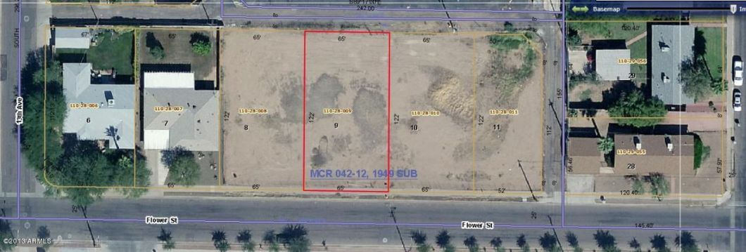 1122 W FLOWER Street, 9, Phoenix, AZ 85013