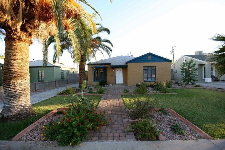 1329 E MONTE VISTA Road, Phoenix, AZ 85006
